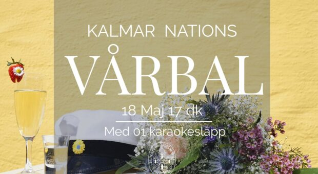 Spring ball at Kalmar Nation – with 01-karaokesläpp