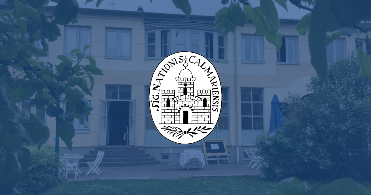 Kalmar Nation Kalmar Nation I Uppsala